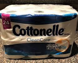Photo of Cottonelle Clean Care Toilet Paper uploaded by Melody R.