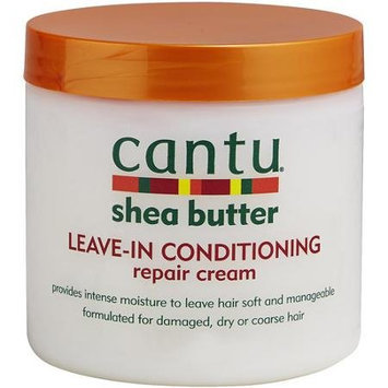 Cantu Shea Butter Leave-In Conditioning Repair Cream uploaded by Emma