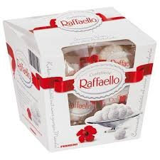 Ferrero Confetteria Raffaello Pack uploaded by Luz M.