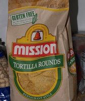 Mission Restaurant Style Tortilla Rounds uploaded by Nelson I.