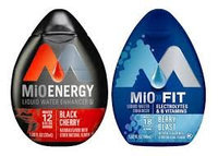 MiO Energy Liquid Water Enhancer uploaded by Christie T.