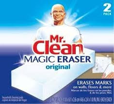 Photo of Mr. Clean Magic Eraser Original uploaded by Christie T.
