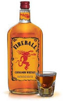 Fireball Cinnamon Whisky uploaded by Christie T.
