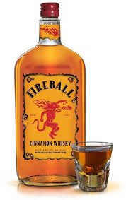 Photo of Fireball Cinnamon Whisky uploaded by Christie T.