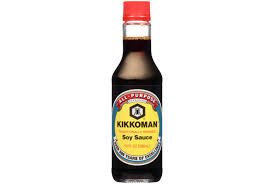 Kikkoman Soy Sauce uploaded by Shante J.