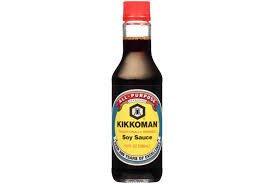 Photo of Kikkoman Soy Sauce uploaded by Shante J.