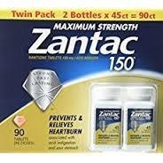 Zantac 150mg Maximum Strength - 90 ct. uploaded by Christie T.
