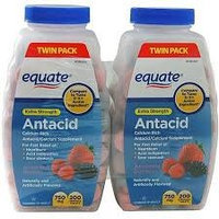 Equate Extra Strength Antacid/Calcium Supplement Chewable Tablets, 200ct uploaded by Christie T.