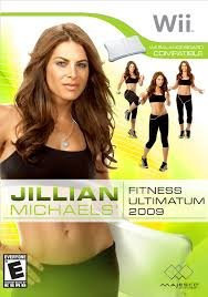 Majesco Jillian Michael's Fitness Ultamatum 2009 - Nintendo Wii uploaded by Christie T.