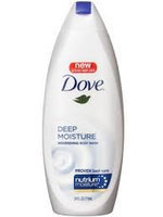 Dove Deep Moisture Body Wash uploaded by Christie T.