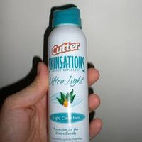 Cutter Skinsations Ultra Light Insect Repellent uploaded by Jéssica S.