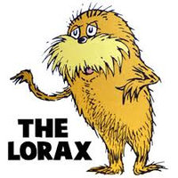 Dr. Seuss The Lorax Doodle Book (Paperback) uploaded by Jéssica S.