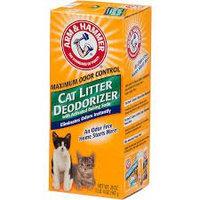 ARM & HAMMER™ Cat Litter Deodorizer Powder uploaded by Christie T.