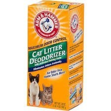 Arm & Hammer Cat Litter Deodorizer with Baking Soda uploaded by Christie T.