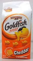 Pepperidge Farm® Goldfish® Cheddar Baked Snack Crackers uploaded by Christie T.