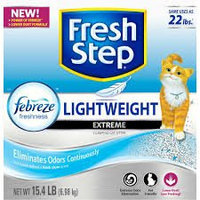 Fresh Step® Scoopable Clumping EXTREME Odor Control   uploaded by Christie T.