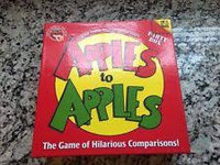 Apples to Apples Party Box Ages 12+ uploaded by Jéssica S.