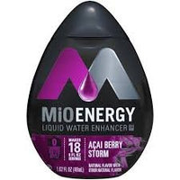 Mio MIO ENERGY Acai Berry Storm 1.62oz uploaded by Christie T.
