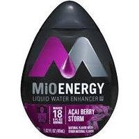 Mio MIO ENERGY Acai Berry Storm 1.62oz uploaded by Christie T.