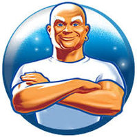 Mr. Clean Magic Eraser Original uploaded by Amritjot R.