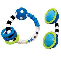 Sassy Rattle and Teether Gift Set uploaded by Jéssica S.