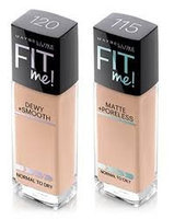 Maybelline Fit Me® Matte + Poreless Foundation uploaded by Christie T.