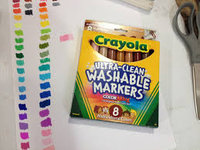 Crayola Classic Colors  Marker - Kmart.com uploaded by Jéssica S.