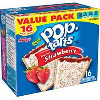 Kellogg's Pop-Tarts Frosted Strawberry uploaded by Christie T.