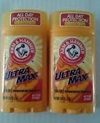 Arm & Hammer Ultra Max Active Sport Invisible Solid Antiperspirant Deodorant uploaded by Hannnah D.