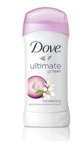 Photo of Dove Advanced Care Go Fresh Rebalance Antiperspirant uploaded by Christie T.