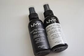 NYX Cosmetics Makeup Setting Spray - Matte Finish uploaded by Sally F.