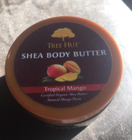 Tree Hut Tropical Mango Shea Body Butter uploaded by Thisgurldoesitall T.