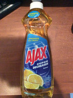 Ajax Super Degreaser Lemon Dish Liquid uploaded by Rosy D.
