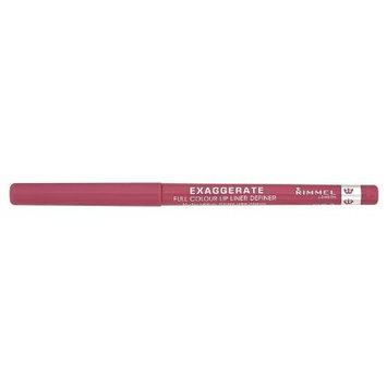 Rimmel Exaggerate Lip Liner Eastend Snob, 0.0090 Ounce uploaded by Emmanuel G.