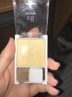 Photo of e.l.f. Shimmer with Brush uploaded by Stefanie V.