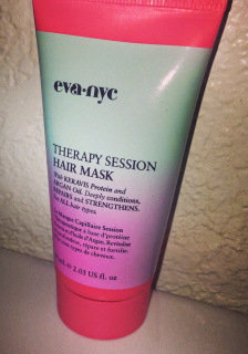 Eva NYC Therapy Session Hair Mask uploaded by Cari 💋.