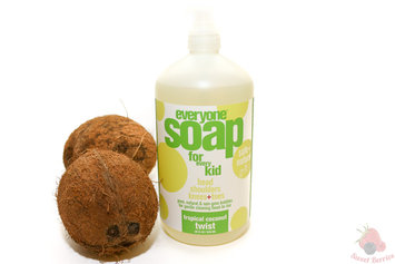 Photo of EO Products Foaming Soap for Kids Tropical 4 fl oz uploaded by Katy K.