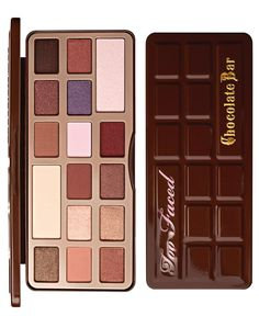 Too Faced Semi Sweet Chocolate Bar uploaded by Catherine C.