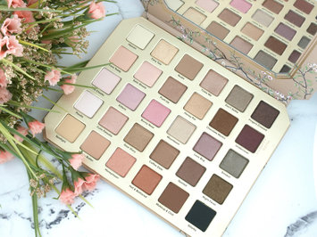 Too Faced Natural Eye Neutral Eye Shadow Collection uploaded by Zizou r.