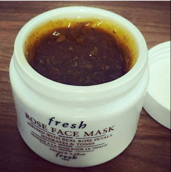 Fresh Rose Face Mask uploaded by Yasmine Chaima R.