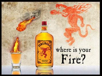 Photo of Fireball Cinnamon Whisky uploaded by Yandra R.