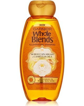 Photo of Garnier Whole Blends®  Illuminating Shampoo with Moroccan Argan and Camellia Oils Extracts uploaded by Samantha K.