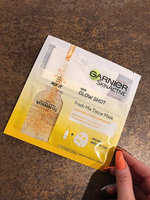 Garnier SkinActive Fresh-Mix Glow Sheet Mask uploaded by Roosa M.