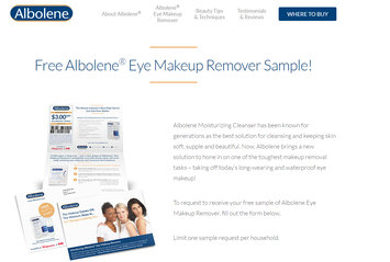 Albolene Eye Makeup Remover uploaded by Lucas G.