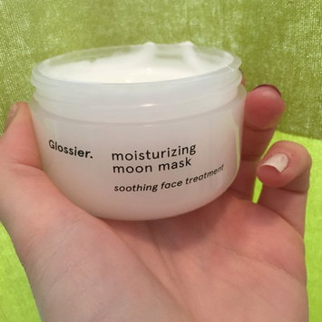 Photo of Glossier Moisturizing Moon Mask uploaded by Yiberlin G.
