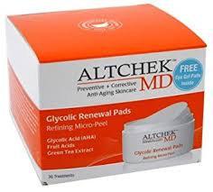 Altchek MD - Glycolic Renewal Pads - 36 Pads uploaded by Emmanuel G.