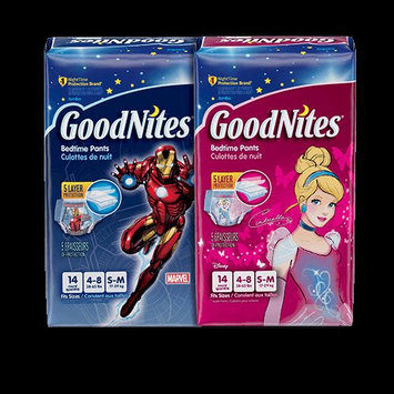 GoodNites® Bedtime Pants for Boys L/XL uploaded by April P.