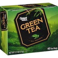 Great Value Green Tea Tea Bags uploaded by Emmanuel G.