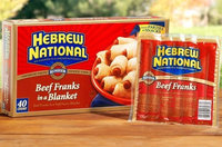 Hebrew National Beef Franks in a Blanket - 32 CT uploaded by Juan Rafael H.