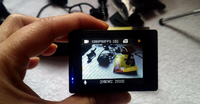 Gvb 4K Action Camera with Built-in LCD uploaded by allthingsbeuuty a.